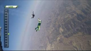 Skydiver Survives Jump From 25,000 Feet Without a Parachute
