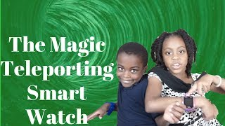 The Magic Smart Watch | You Won't Believe What it Can Do!!