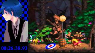 DKC 2 any% run in 42:31 (from reset 42:50)