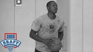 Terry Rozier Posters His Trainer???  NBA Draft Workout in Cleveland