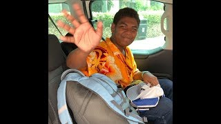 Good bye to 14-year-old Andy from the Solomon Islands