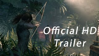 Shadow of the tomb Rider trailer official cinematic trailer