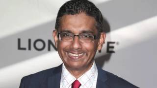 """Dinesh D'Souza Interview   Discusses his upcoming movie """"Hillary's America"""" (7.6.16)"""