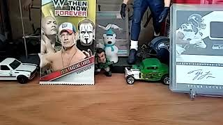 2016 WWE Then Now Forever Pack Rip