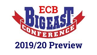 ECB: In The Zone Press (Big East Conference 2019-2020 Preview)