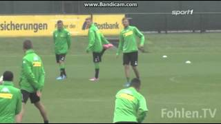 AMAZING TRICK CHRISTOPH KRAMER TRAINING