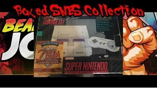 Beat 'em up Joe's 1 Minute Boxed SNES Collection!