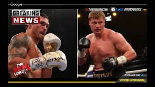 🚨Oleksandr Usyk vs Alexander Povetkin Possible For May 18th😱Usyk Heavyweight Debut⁉️🥊