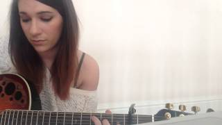 """""""Kiss Me"""" Sixpence None The Richer Acoustic Cover by Sarah Salton"""
