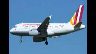 Germanwings A320 crashes in French Alps 03/24/15 - Absturz Germanwings A320