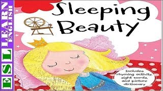 Learn English Through Story ☆ Subtitles ✔ Sleeping Beauty ( level 2 )