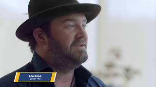 Music Can Heal featuring Lee Brice