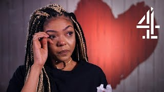 Emotional Moment When She Talks About Her Scars | First Dates