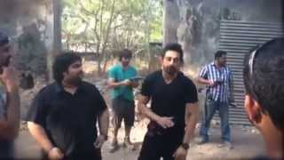 The Cast & Crew Enjoys A Funny Incident On The Sets Of 3AM (Behind The Scenes)