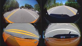 Weivision 360 HD View Aftermarket Birds-Eye Camera