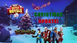 Christmas Update! Fortnite Best Moments #2 (Fortnite Battle Royale Funny Fails and WTF Moments)