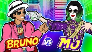 bruno vs michel jackson