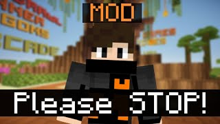 TROLLING MINEPLEX STAFF AND PLAYERS! (BANNED)