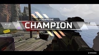 Apex Legends - My first win