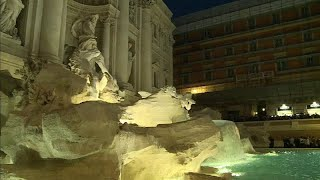 Cashing in on Trevi: Rome row over what to do with the coins in Trevi Fountain