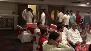 iftaar party hosted by congress leaders