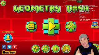 DadCredible - Geometry Dash - Level Requests Live?!?!?