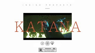 NASSUH EYÉ - KATANA (prod. by Cxdy) (Official Audio)