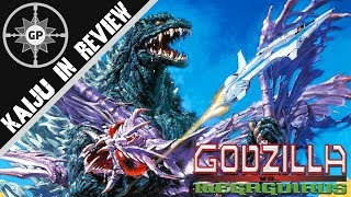 Godzilla vs. Megaguirus (2001) | Every Godzilla / Toho Kaiju Movie Reviewed & Ranked