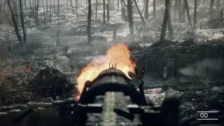 """Battlefield 1 PC 1080p60fps Single Player #1 """"Storms of Steel"""" Gameplay"""