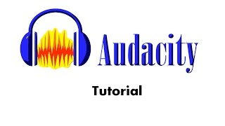 Audacity Tutorial (Journalism Lecture)