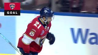 Florida Panthers vs Los Angeles  kings-Trocheck buries Dadonovs assist