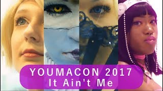 Youmacon 2017 - It Ain't Me - cosplay music video