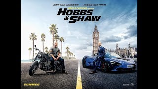 Hobbs & Shaw Official Trailer 2019