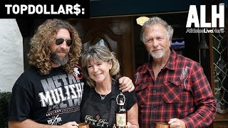 Larry Linkogle's family wine business @ Briar Rose Winery