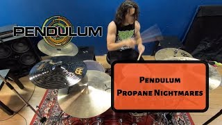 Joe Koza - Pendulum - Propane Nightmares (Drum Cover) [Studio Quality]