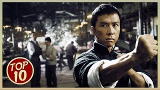 Best Kung Fu Fight Scenes: IP Man