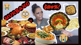 MUKBANG: I CANT FIND MY BABY DADDY & WHY HE'S NEVER COMING BACK!!!