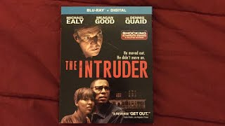 The Intruder (2019) Blu-ray Unboxing