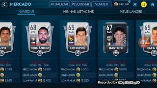 Video de como fazer trade no fifa 19 mobile.
