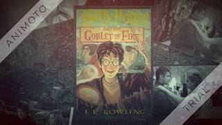 Harry Potter and the Goblet of Fire Book Trailer
