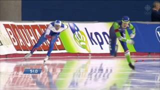Gerben Jorritsma - Men`s 1000m`s - ISU Speed skating World Cup Calgary