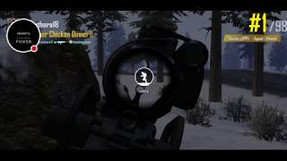 PUBG|how to move and shoot simultaneously| CHICKEN DINNER| M249 FUN|