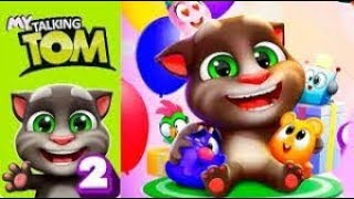 My Talking Tom 2 Android Gameplay for Children HD #45