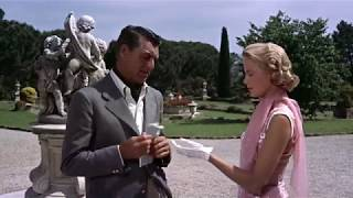 Princess Grace and Cary Grant - To Catch A Thief