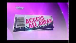 Acess All Areas- Promo- Disney Channel Official 2015