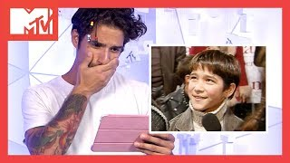 Tyler Posey Reacts To His First MTV Interview From 2002 | The Vault | MTV