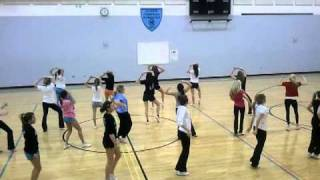 Learn the Christmas Dance 2!