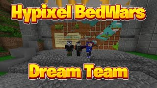 Late Night HYPIXEL Bedwars w/ RageTrain, and Goldxn