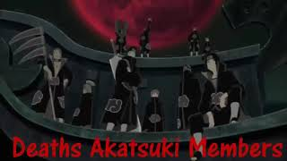 All Akatsuki die (For All Countries) (Naruto Shippuden)