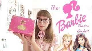 ♡  All The Barbie Movies Ranked ♡  My Favourite and Least Favourite Movies